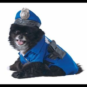 Rubies Police Dog Costume